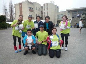 高浜10キロマラソン
