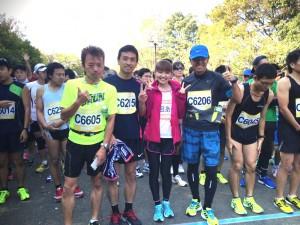 名古屋アドベンチャーマラソン参加