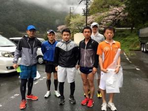 浜松秋葉ダムさくらマラソン
