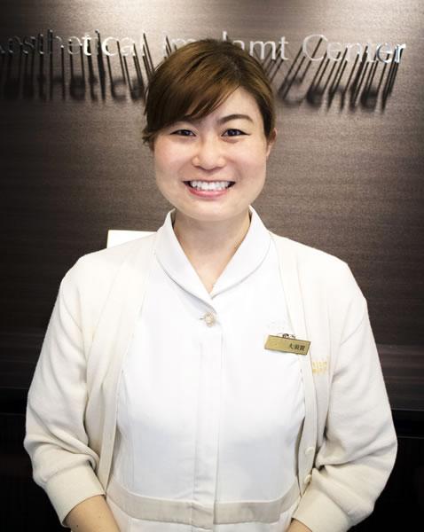 歯科衛生士 大須賀